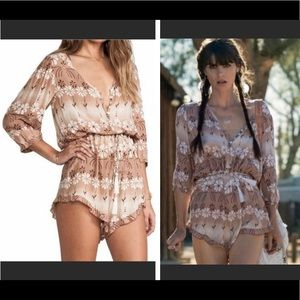 Spell & The Gypsy Daisy Chain playsuit S
